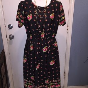 ASOS Floral Maternity Dress *Excellent Condition*